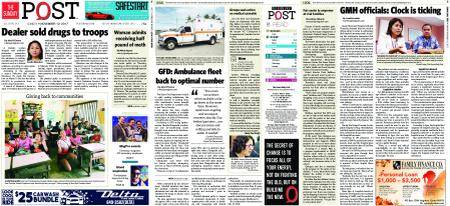 The Guam Daily Post – November 12, 2017