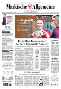 Märkische Allgemeine Westhavelländer - 03. September 2018