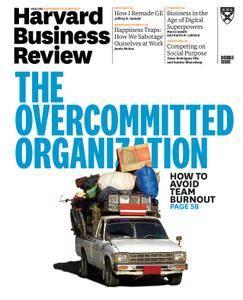 Harvard Business Review - September 01, 2017