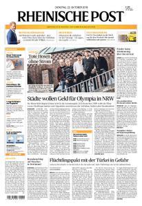 Rheinische Post – 22. Oktober 2019