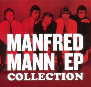 Manfred Mann - EP Collection (2013) Re-up