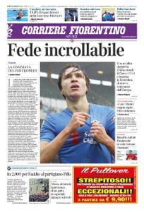 Corriere Fiorentino La Toscana – 28 gennaio 2019