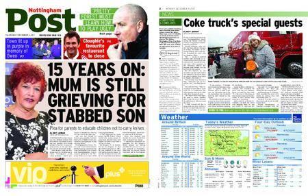 Nottingham Post – December 04, 2017