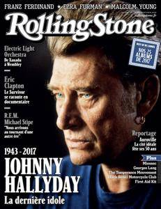 Rolling Stone France - janvier 2018