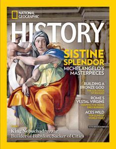 National Geographic History - November 2018