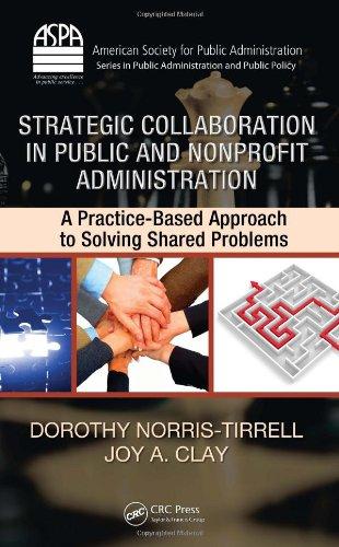 Strategic Collaboration in Public and Nonprofit Administration (repost)