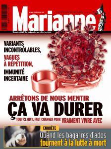 Marianne - 29 Janvier 2021