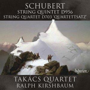 Takacs Quartet - Franz Schubert: String Quintet D956 & String Quartet D703 (2012) [Official Digital Download 24/96]