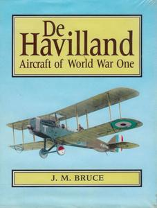 De Havilland: Aircraft of World War One
