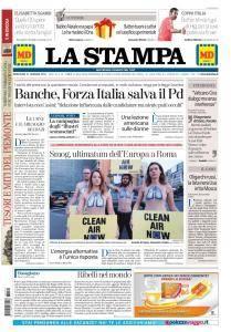 La Stampa Torino Provincia e Canavese - 31 Gennaio 2018