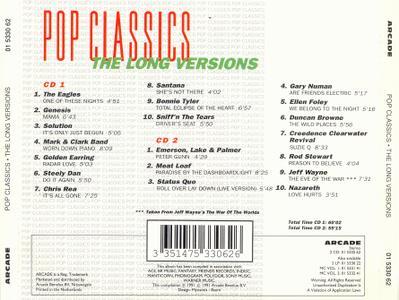 VA - Pop Classics The Long Versions