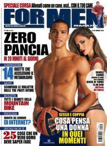 For Men Magazine - Maggio 2016