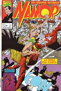 Namor - Volume 3