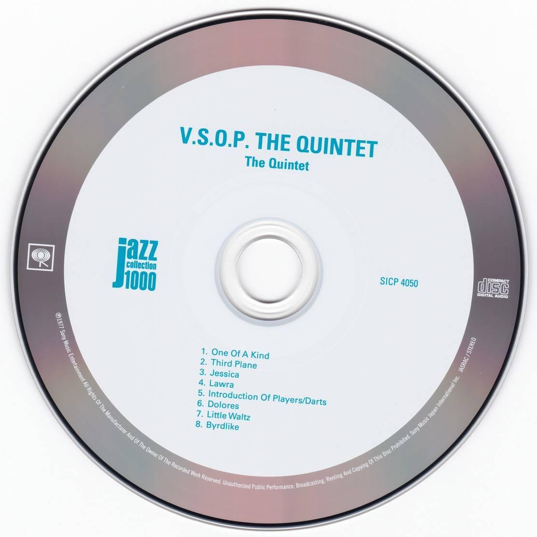 V S O P The Quintet Herbie Hancock The Quintet 1977
