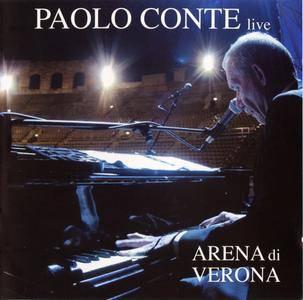 Paolo Conte - Live Arena Di Verona (2CD) (2005)