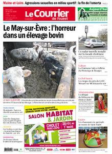 Le Courrier de l'Ouest Cholet – 26 février 2020