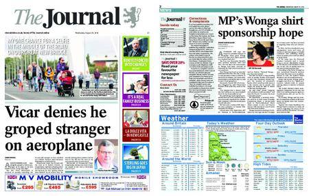 The Journal – August 29, 2018