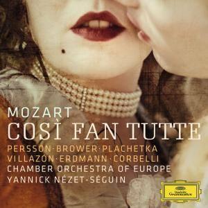 Yannick Nézet-Séguin, Miah Persson, Chamber Orchestra of Europe - Mozart: Così fan tutte, K588 (2013) [24/96]