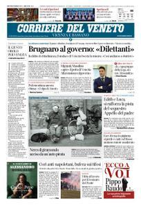 Corriere del Veneto Vicenza e Bassano – 08 gennaio 2019