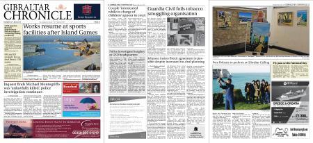 Gibraltar Chronicle – 30 July 2019