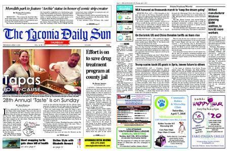 The Laconia Daily Sun – April 05, 2018