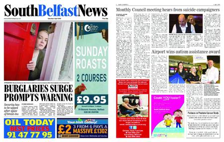 South Belfast News – April 04, 2019