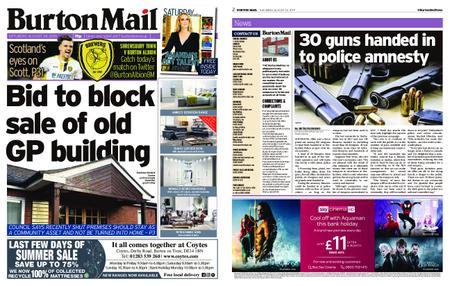 Burton Mail – August 24, 2019