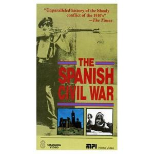 The Spanish Civil War 1936 - 1939 (1983)
