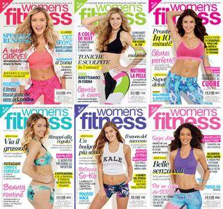 Womens Fitness Italia - 2016 Full Year Issues Collection