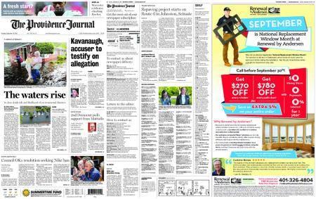 The Providence Journal – September 18, 2018