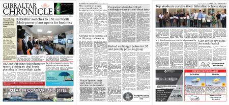 Gibraltar Chronicle – 13 September 2019