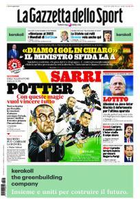 La Gazzetta dello Sport Sicilia – 25 maggio 2020
