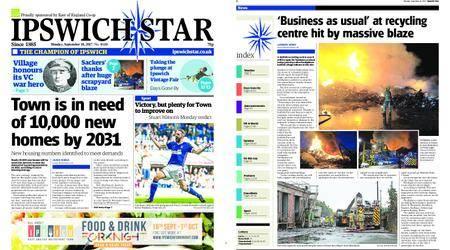 Ipswich Star – September 18, 2017