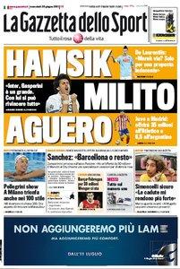 La Gazzetta dello Sport (29-06-11)