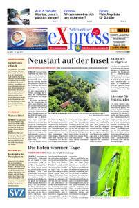 Schweriner Express - 20. Juni 2020