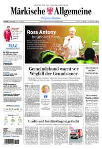 Märkische Allgemeine Prignitz Kurier - 11. Juni 2019