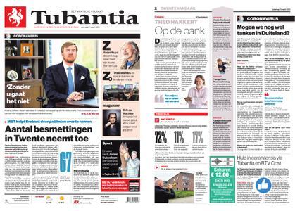 Tubantia - Hengelo – 21 maart 2020
