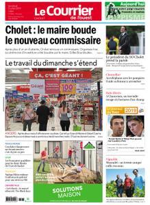 Le Courrier de l'Ouest Cholet – 05 juillet 2019