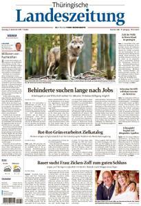 Thüringische Landeszeitung – 03. Dezember 2019