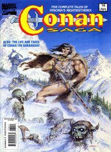 Conan Saga Vol 1 076 1993 VinWeasel