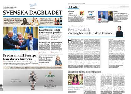 Svenska Dagbladet – 14 december 2018