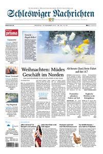 Schleswiger Nachrichten - 18. Dezember 2018