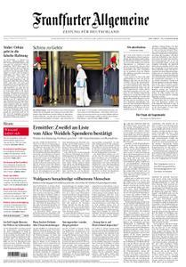 Frankfurter Allgemeine Zeitung F.A.Z. - 22. Februar 2019