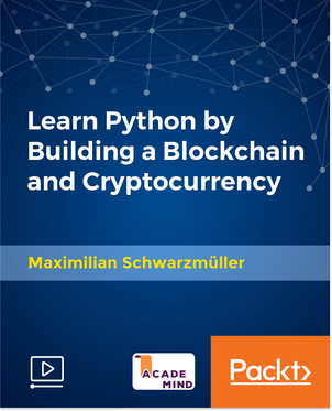 Buld a cryptocurrency class python