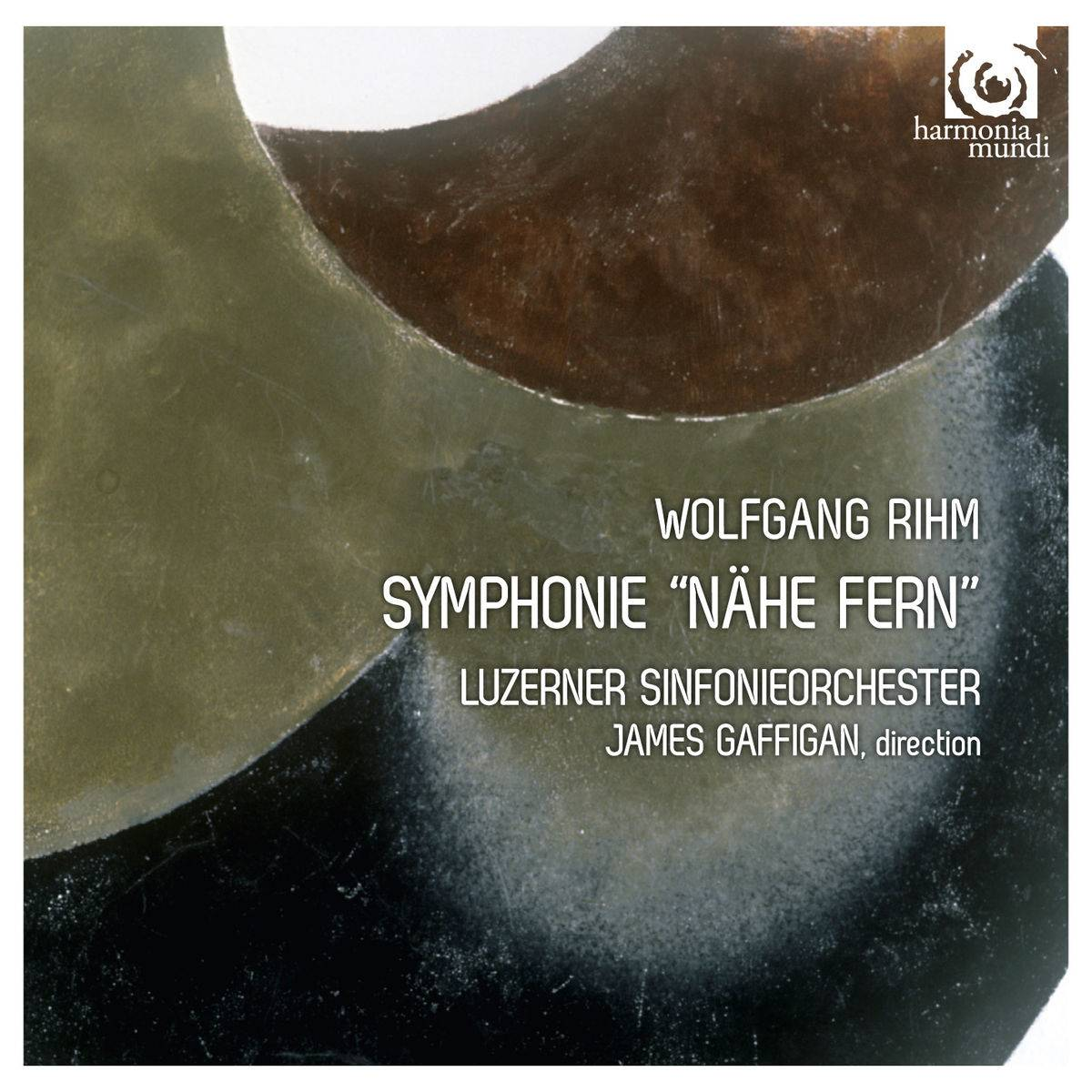 "Luzerner Sinfonieorchester & James Gaffigan - Rihm: Symphonie ""Nähe fern"" (2013) [Official Digital Download 24/96]"