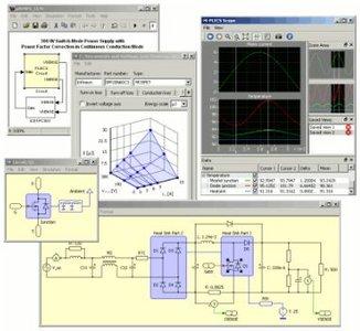 Plexim Plecs Standalone 3.1.8 (Windows/MacOSX/Linux)
