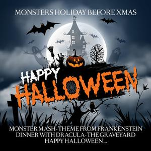 VA - Happy Halloween (Monster's Holiday Before Xmas) (2019)