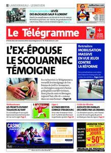 Le Télégramme Landerneau - Lesneven – 04 décembre 2019
