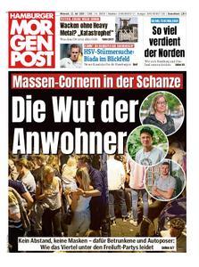 Hamburger Morgenpost – 22. Juli 2020