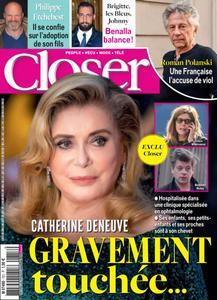 Closer France - 15 novembre 2019